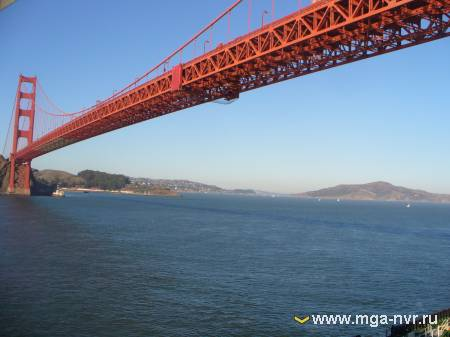 Мост «Golden Gate»